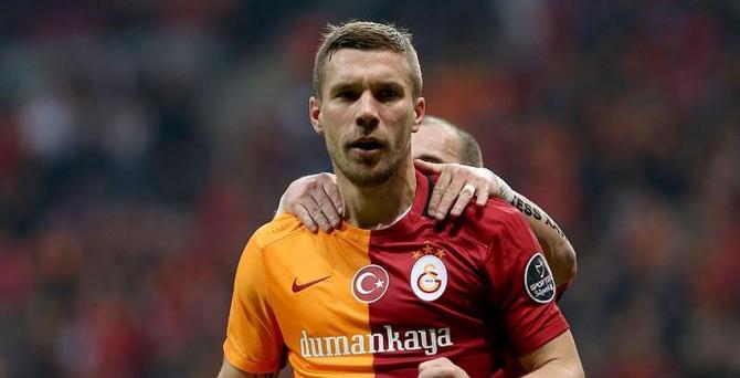 'Podolski için teklif gelmedi'