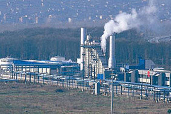 Enerjisa'nın, hidroelektrik santrali Yüksel İnşaat'tan