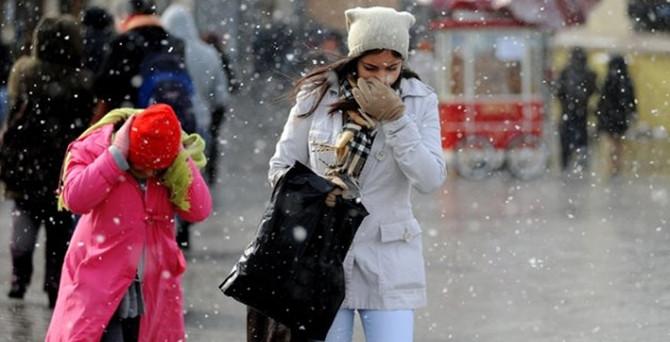 Soğuk hava yüz felcini tetikliyor