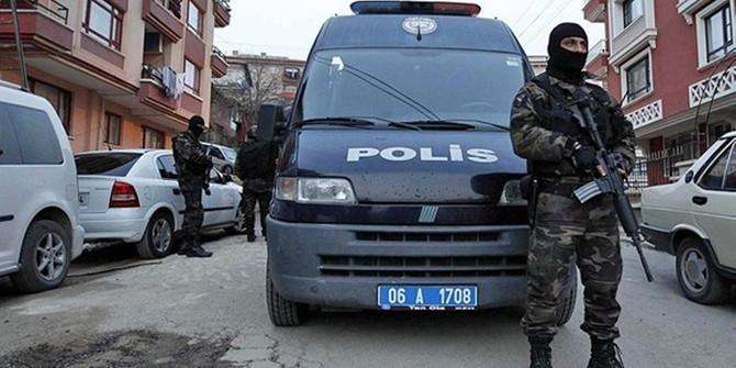 Başkentte iki terörist gözaltına alındı