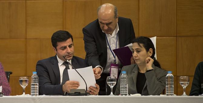 HDP MYK üyeleri belli oldu