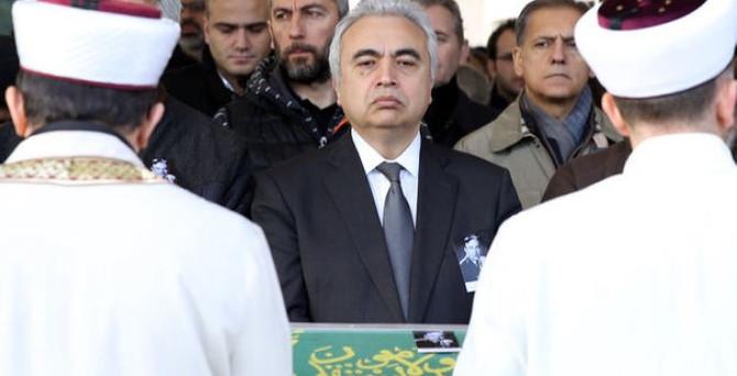 IEA İcra Direktörü Fatih Birol'un acı günü
