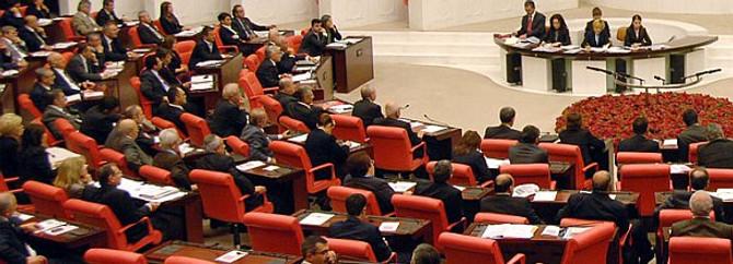 AKP'den İç Tüzük Teklifi