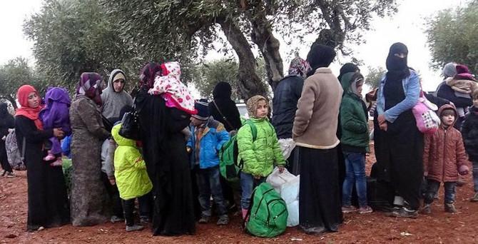 Suriye'den beklenen yeni göç dalgası