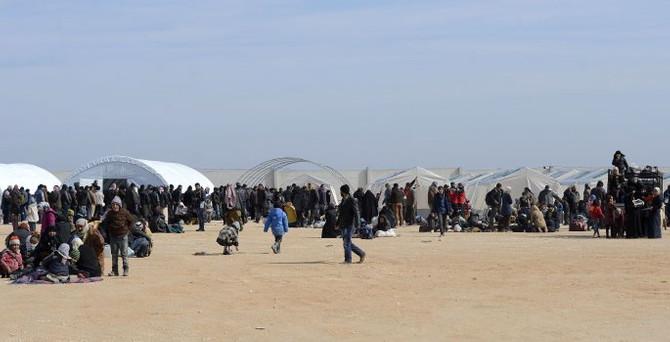 Suriye hükümetinden yardımlar için alternatif yol