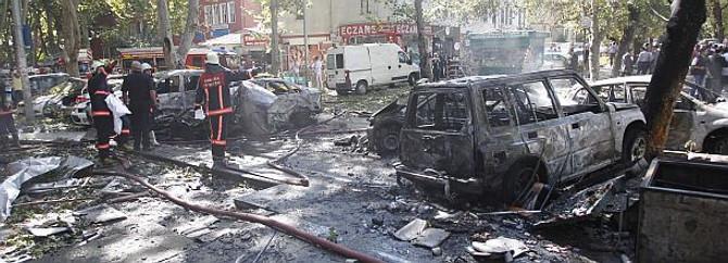 Patlamada yaralanan Acar, kurtarılamadı
