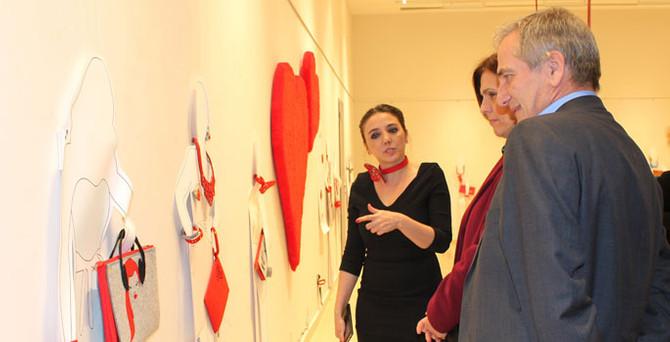 a36430c63a39c Endüstri ile moda birleşmesinden sanat eserleri doğdu | Kültür-Sanat ...