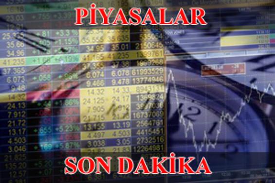 Dolar 1,8010, euro 2,3450 liradan güne başladı