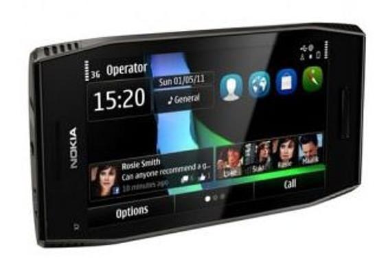 Nokia'nın ilk 'akıllısı' Ekim sonunda geliyor