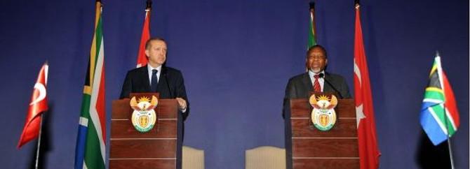 Erdoğan: Suriye'deki ölümlere seyirci kalamayız