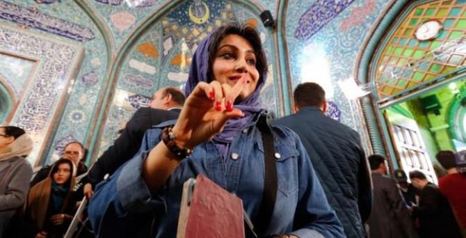 İran'da Rafsancani ve Ruhani ilk sırada
