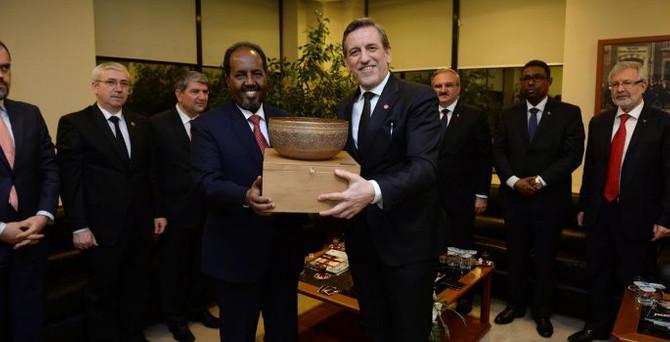 Somali'deki yatırım ve işbirliği fırsatları Bursa'da konuşuldu
