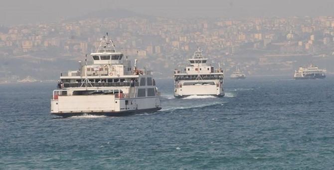 Denizde e-bilet dönemi