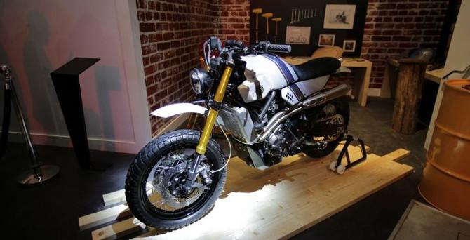 Yamaha yeni motosiklet modellerini tanıttı