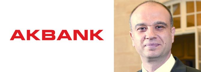 Akbank'ta yeni atama