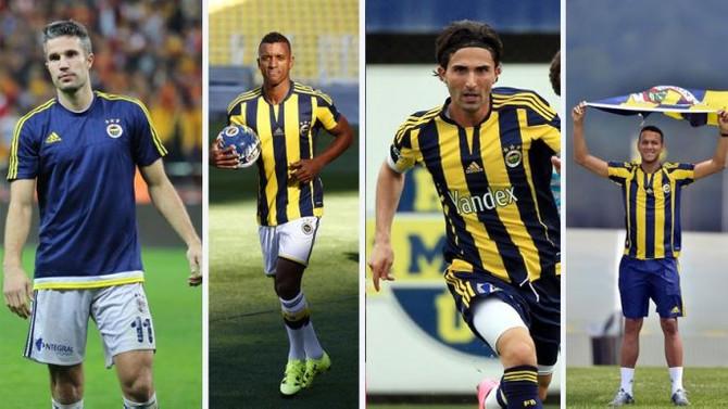 Fenerbahçeli futbolcular kurayı değerlendirdi