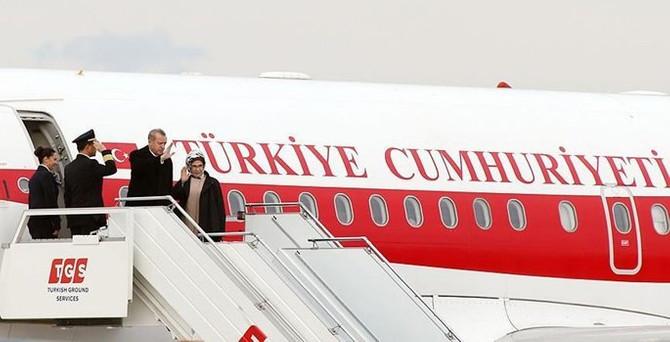 Erdoğan, Batı Afrika'ya gidiyor