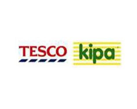 Tesco Kipa büyümeyi sürdürdü