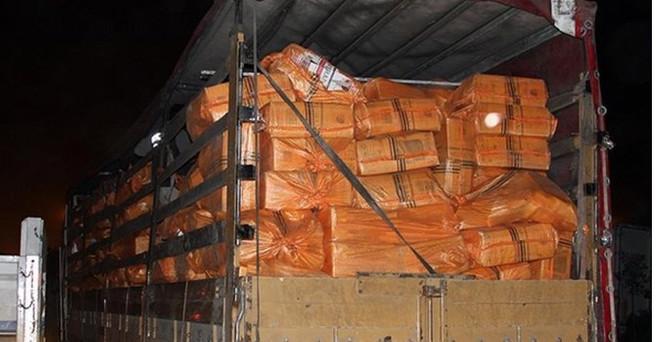 150 milyon paket kaçak sigara ele geçirildi