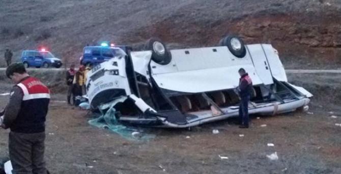 Türk sporunu yasa boğan kaza: 2 ölü, 11 yaralı
