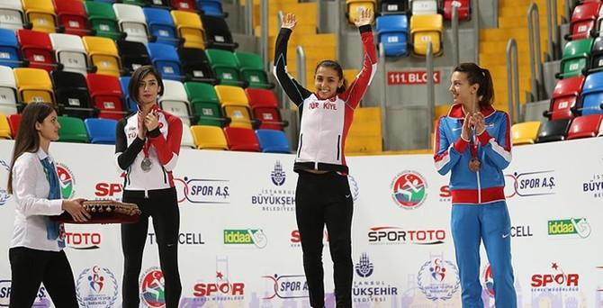 Türk sporcular 15 madalya kazandı