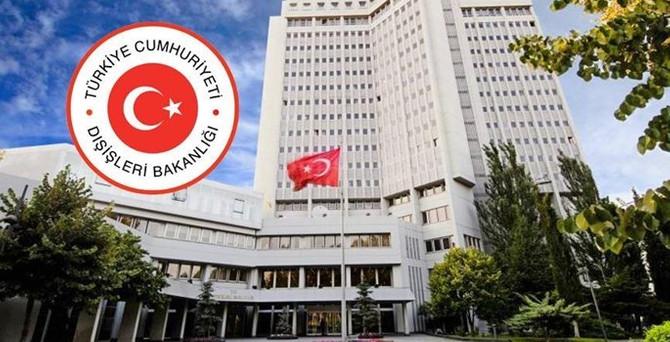 Türkiye'den Rusya halkına başsağlığı
