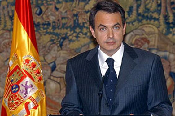 Zapatero: Kriz sona erdi
