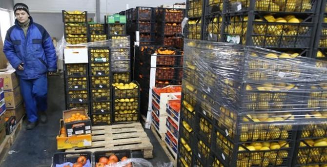 Rusya'ya ihracat yüzde 70 düşerken, ithalat yüzde 30 azaldı