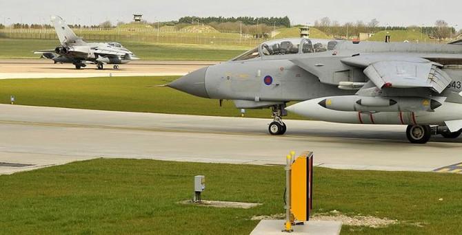 İngiltere'nin Suriye'deki operasyonları 'sembolik'