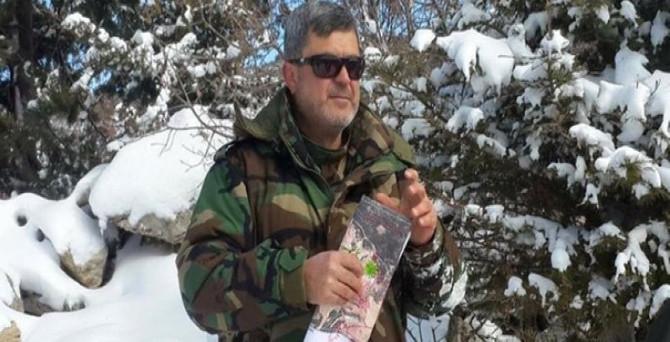 Hizbullah'tan öldürülen komutan için özel operasyon
