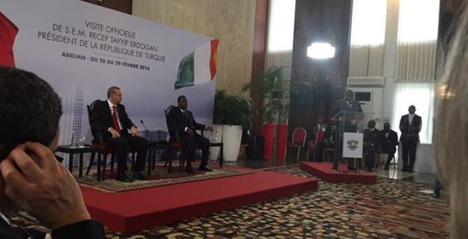 Fildişi Sahili ile işbirliği anlaşması imzalandı
