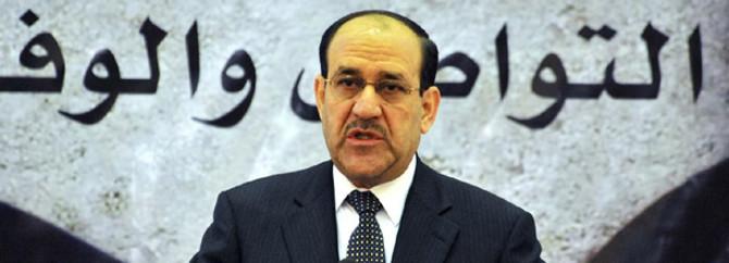 Maliki, Suriye'ye müdahaleye karşı çıktı