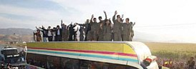 Kandil'den gelenlere 10 yıl hapis