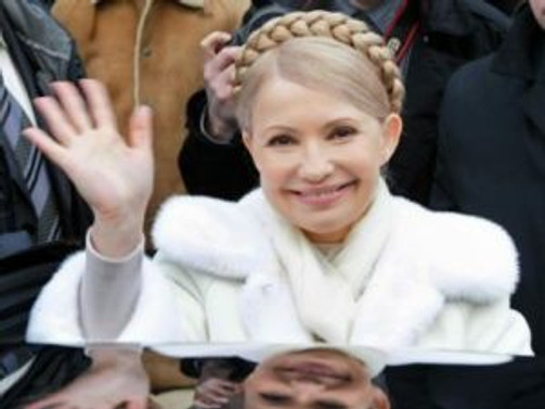 Turuncu Devrim'in simgesi Timoşenko'ya 7 yıl hapis