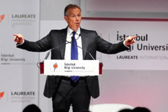 Blair: Dünya Türkiye'ye odaklandı