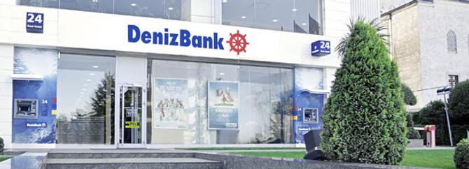 Kuveytli Kipco da Denizbank'la ilgileniyor