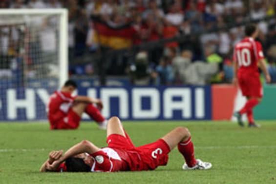 Milliler 2010'u mağlubiyetle kapattı