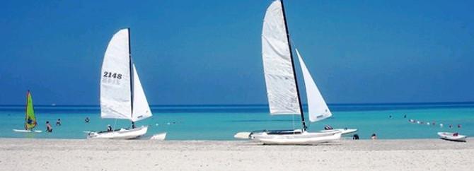 Karayiplerde tatil 10 lira