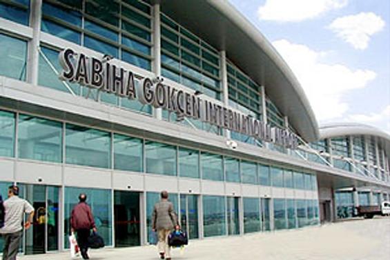 Sabiha Gökçen'de rekor yolcu sayısı