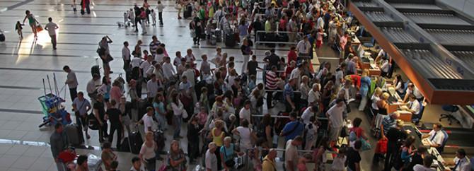 Cimri turistler Türkiye'yi seçiyor