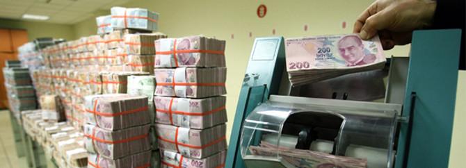 Tüketici kredileri 540 milyon lira arttı