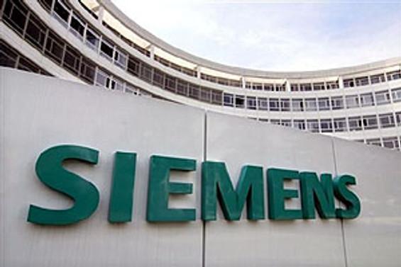 Siemens'ten hisse devri