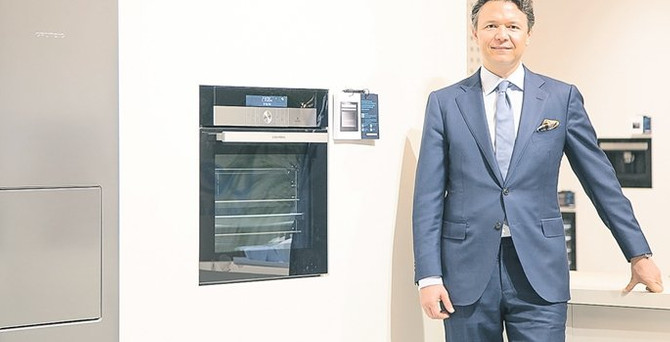 Grundig, EurocucinaTasarım Fuarı'nda 5 yeni teknoloji tanıttı