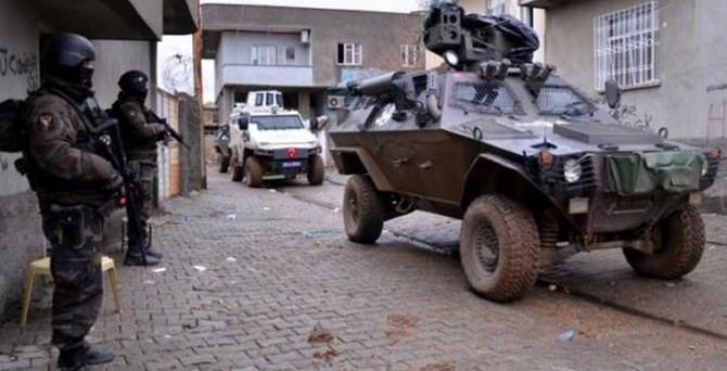 Muş'ta çatışma: 2 polis yaralı