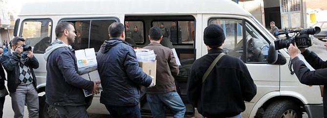 7 ilde 10 kişi tutuklandı