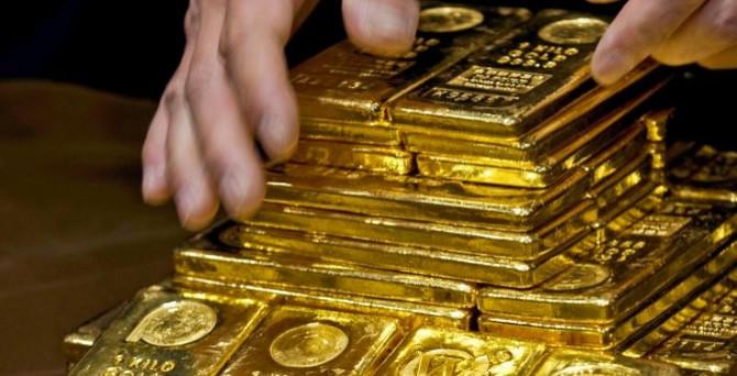 Altının kilogramı 126 bin 950 liraya geriledi