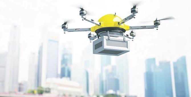 Drone'lar beş yılda dünyayı değiştirecek