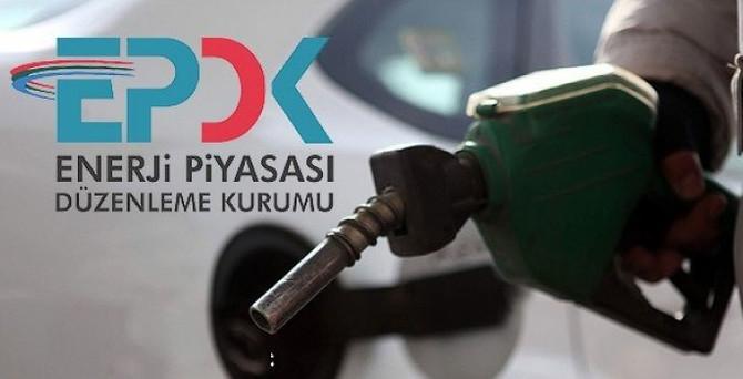 EPDK'dan 16 şirkete 4,1 milyon lira ceza