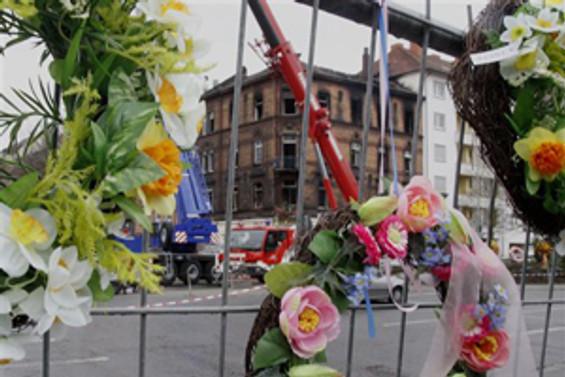 Almanya'da yangında 2 Türk çocuk öldü