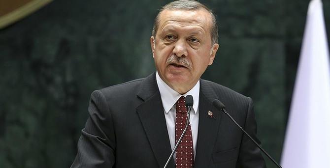 Erdoğan: Türkiye geri kabulü durdurur